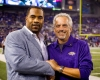 Jamal Lewis pictured with Dr. Alan Sokoloff