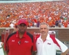 University of Maryland Head Athletic Trainer Darryl Conway and Dr. Sok